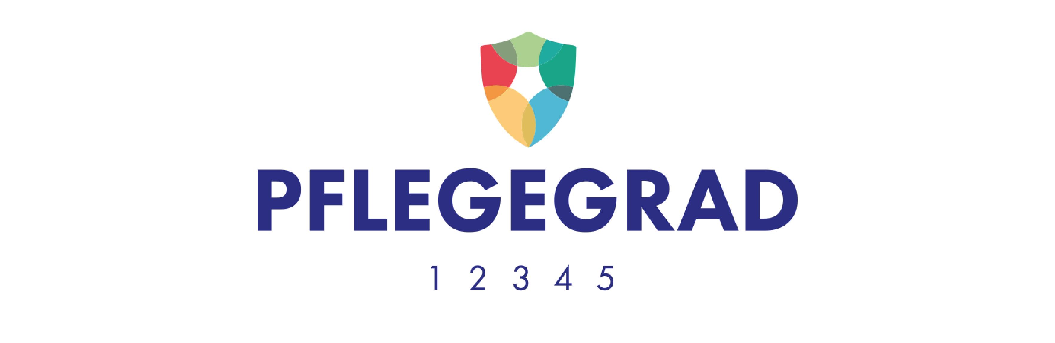 Pflegegrad12345 Logo